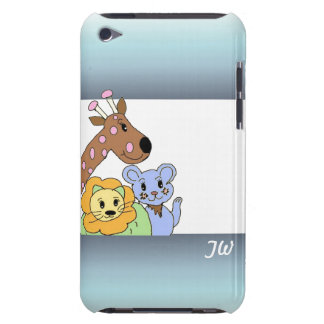 Zoo Animals Barely There iPod Cases