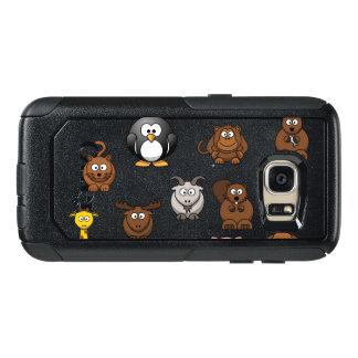 Zoo Animals OtterBox Samsung Galaxy S7 Case