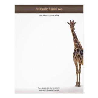 Zoo Business Card