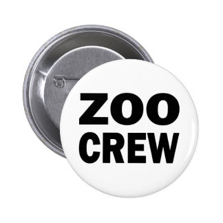 ZOO CREW 2 INCH ROUND BUTTON