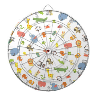 Zoo Dartboard