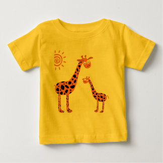 Zoo Day Baby T-Shirt