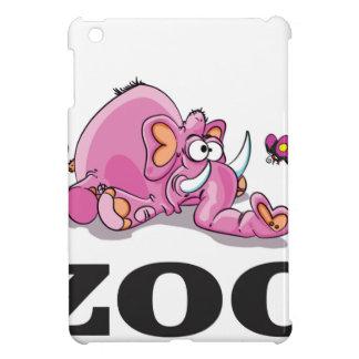 zoo elephant gag cover for the iPad mini