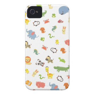 Zoo iPhone 4 Case-Mate Case