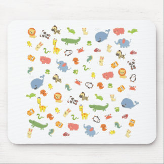 Zoo Mouse Pad