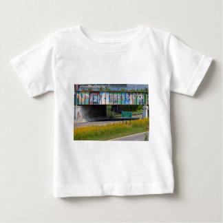 Zoo Mural Baby T-Shirt