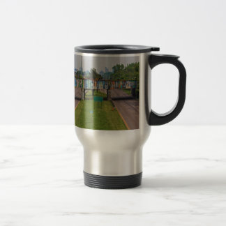 Zoo Mural II Travel Mug