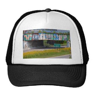 Zoo Mural Trucker Hat