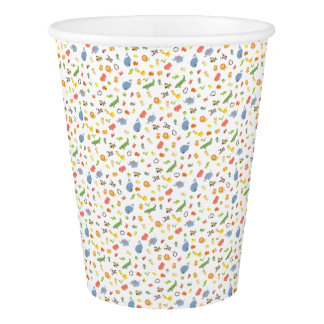 Zoo Paper Cup