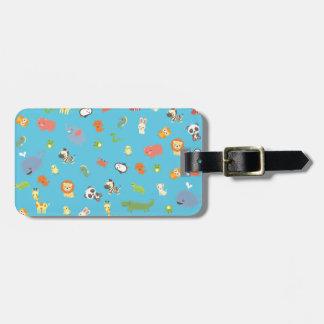 ZooBloo Luggage Tag