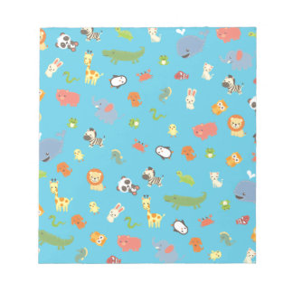 ZooBloo Notepads