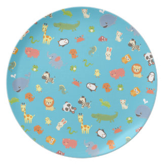 ZooBloo Plate