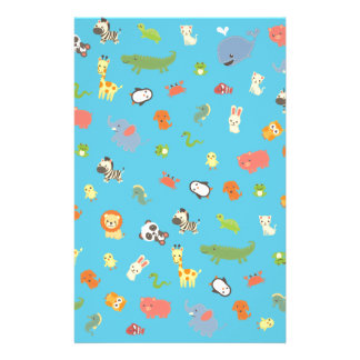 ZooBloo Stationery