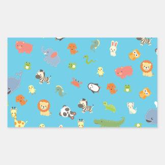 ZooBloo Sticker