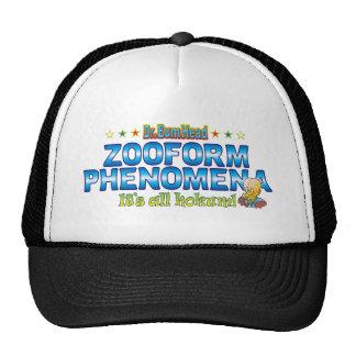 Zooform Phenomena Dr. B Head Trucker Hat