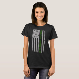 Zookeeper U.S. Flag T-Shirt