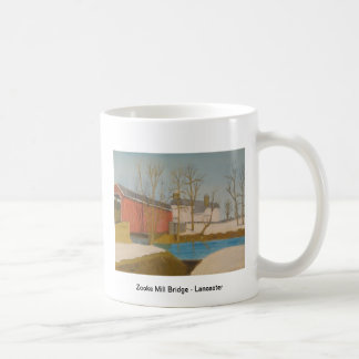 Zooks Mill Bridge - Lancaster Coffee Mug