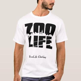 ZooLife CityScape Black T-Shirt