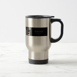 Zoolio Social Gear Travel Mug