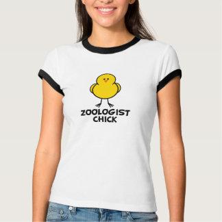 Zoologist Chick T-Shirt