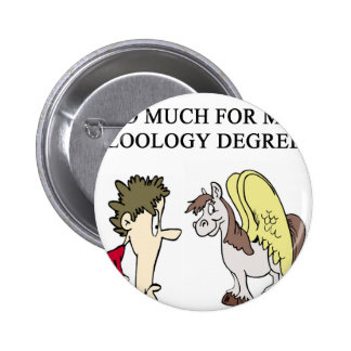 zoology zoologist design 2 inch round button