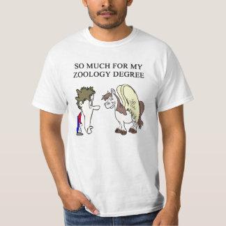 zoology zoologist design T-Shirt