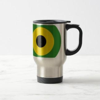 Zooming on Jamaica Travel Mug