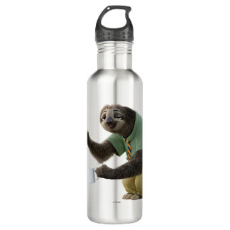 Zootopia | A Working Sloth 710 Ml Water Bottle