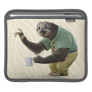 Zootopia | A Working Sloth iPad Sleeve