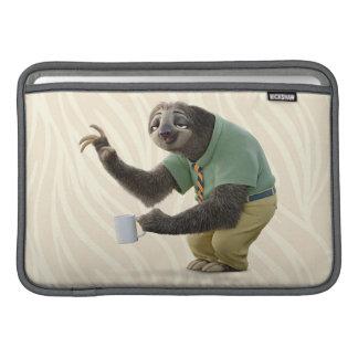 Zootopia   A Working Sloth MacBook Sleeve