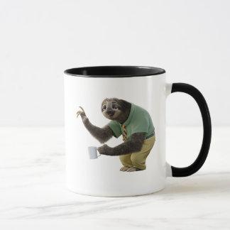 Zootopia | A Working Sloth Mug