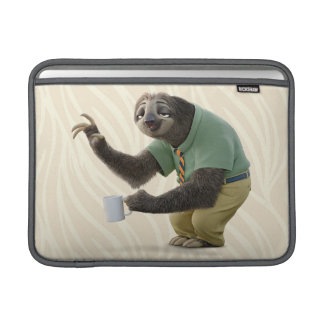 Zootopia   A Working Sloth Sleeve For MacBook Air