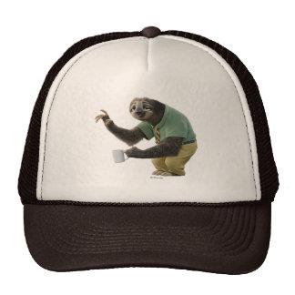 Zootopia | A Working Sloth Trucker Hat