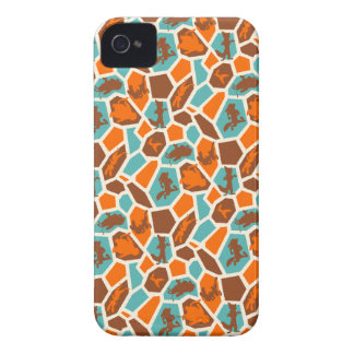 Zootopia | Animal Print Pattern iPhone 4 Cover