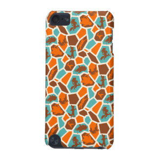 Zootopia | Animal Print Pattern iPod Touch 5G Cases