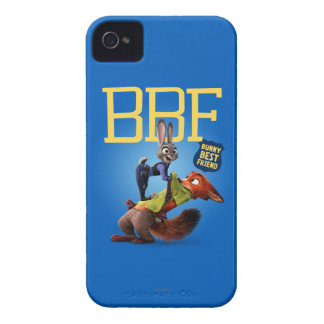 Zootopia | Bunny Best Friend iPhone 4 Cover