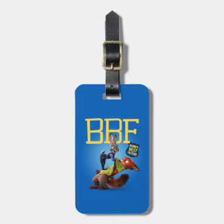 Zootopia | Bunny Best Friend Luggage Tag
