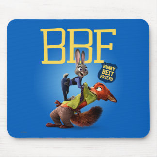 Zootopia | Bunny Best Friend Mouse Pad
