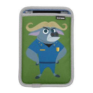 Zootopia | Chief Bogo iPad Mini Sleeve