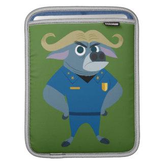 Zootopia | Chief Bogo iPad Sleeve