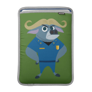 Zootopia | Chief Bogo Sleeve For MacBook Air