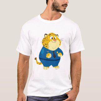 Zootopia | Clawhauser T-Shirt