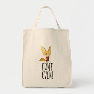 Zootopia | Finnick - Don't Even! Tote Bag