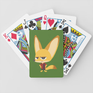 Zootopia | Finnick - Hustler Bicycle Playing Cards