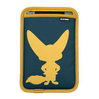 Zootopia | Finnick Silhouette iPad Mini Sleeve