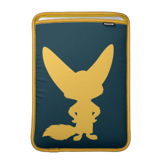 Zootopia | Finnick Silhouette Sleeve For MacBook Air