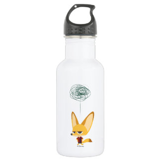 Zootopia | Finnick - This Will Never Work 532 Ml Water Bottle