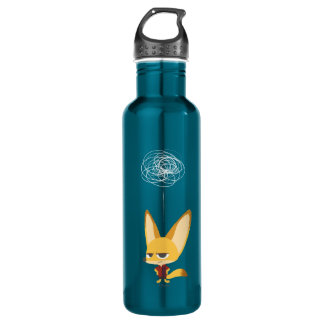 Zootopia | Finnick - This Will Never Work 710 Ml Water Bottle