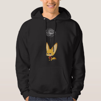 Zootopia | Finnick - This Will Never Work Hoodie