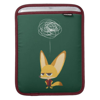 Zootopia | Finnick - This Will Never Work iPad Sleeve